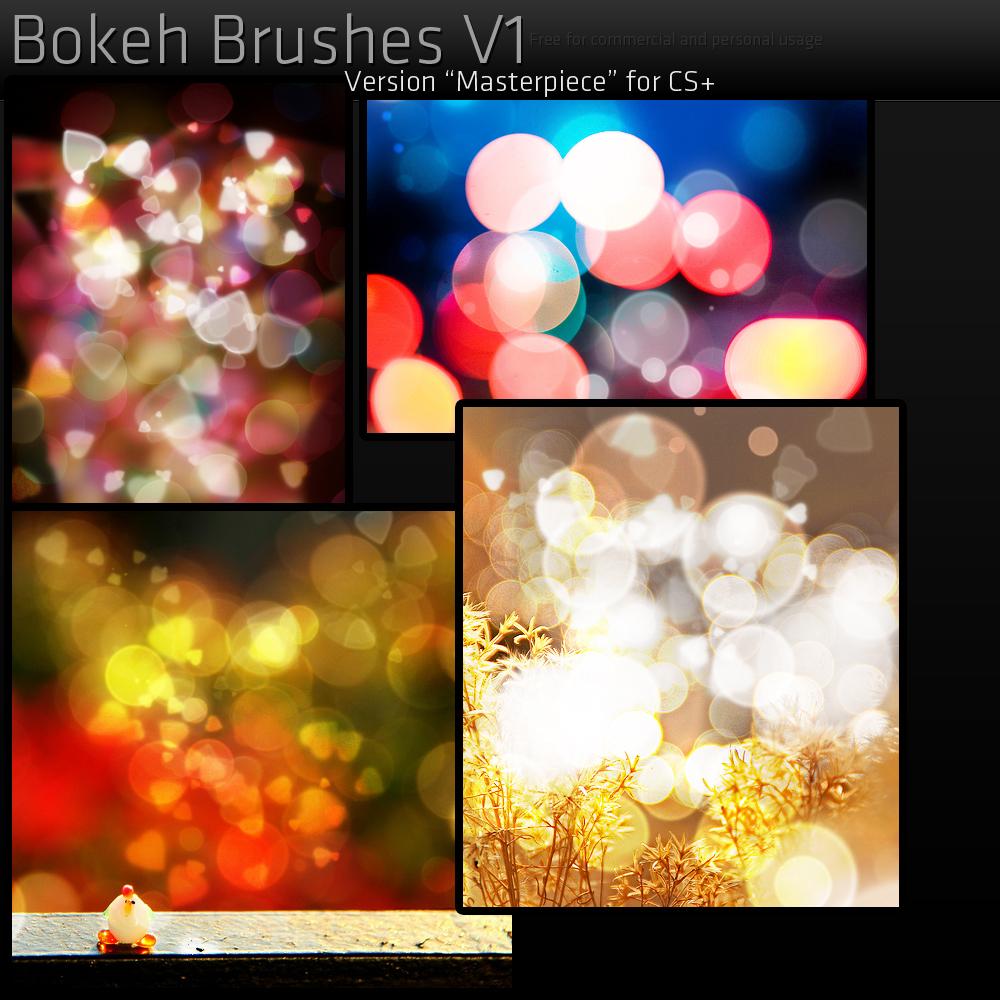 AOKI's Realistic Bokeh by h0ttiee