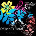 Delicious Floral Mania 2