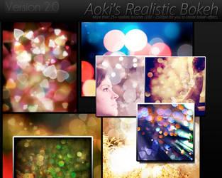 aoki's realistic bokeh 2. by h0ttiee