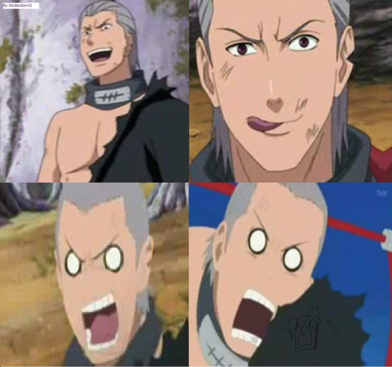 Naruto Funny Faces Top...