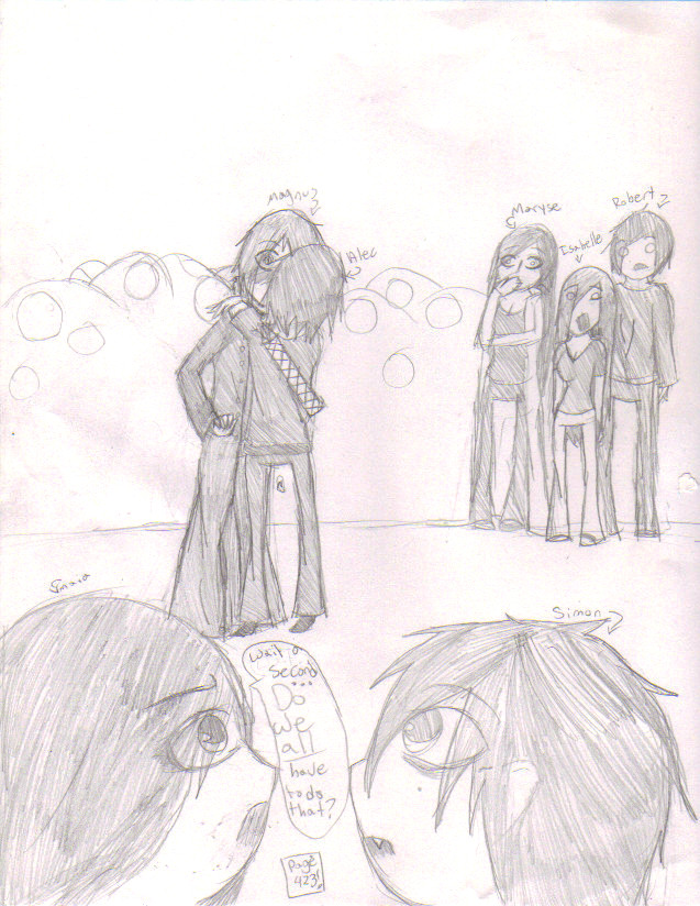 page 423 malec by deidaraluvr12 on deviantart