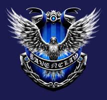 Harry Potter - Ravenclaw (Custom Emblem)