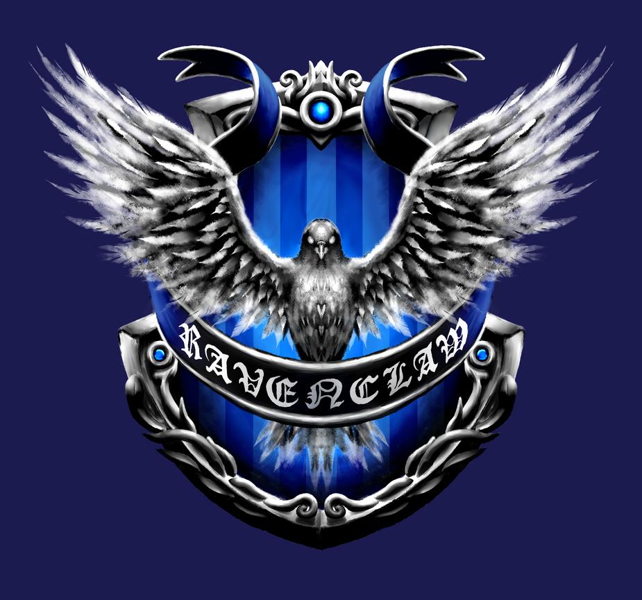 Harry Potter - Ravenclaw (Custom Emblem) by ZephyrXenonymous