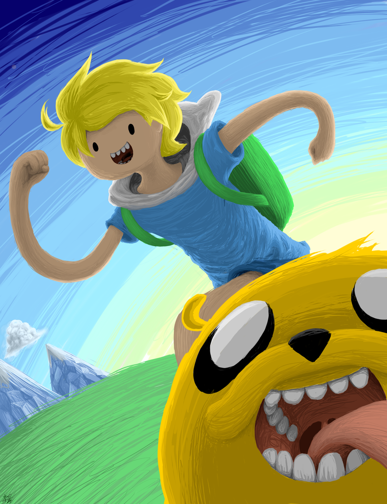 Adventure Time - Carpe Diem by ZephyrXenonymous