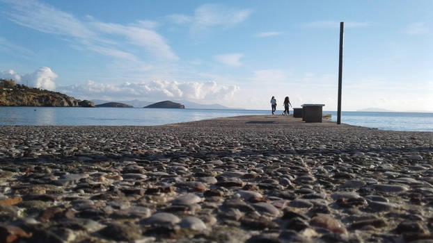 Azolimno beach