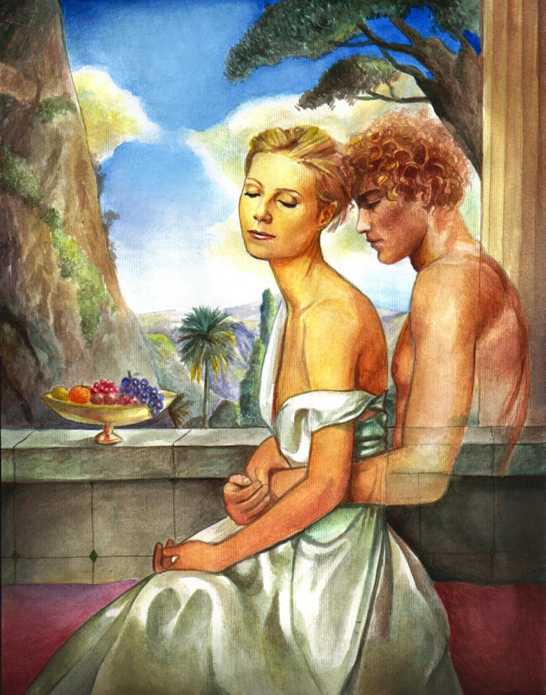 essay on cupid and psyche