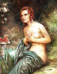 Aphrodite's bath by cafir