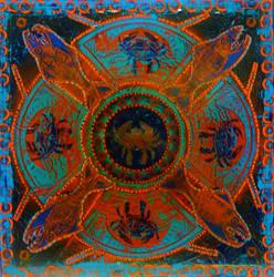 Radial Crab - Circle of Life by Redwall151