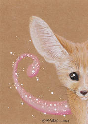 Fennec ACEO