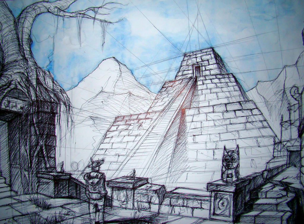 the lost temple of the aztecs Lost temple of the aztecs adorned decorated the woman adorned her christmas tree with ornaments causeways raised roadways across waters i stared at the water as i road on.