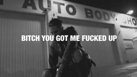 You got me - G-Eazy