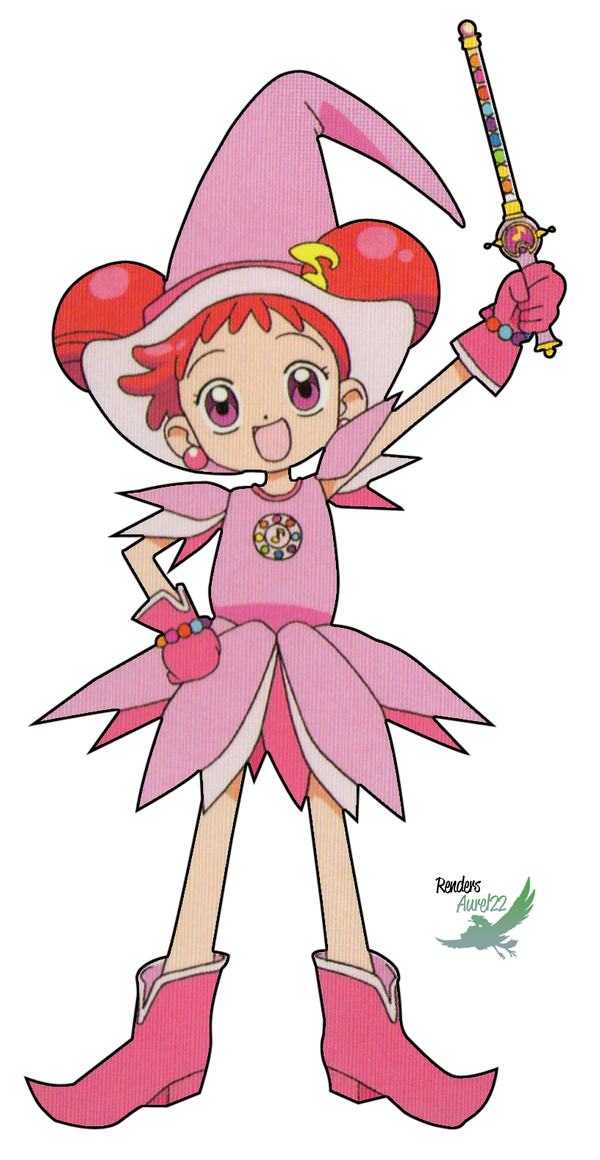Magical Doremi Render By Anouet