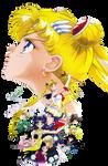 Sailor Moon S Film 2 Render