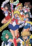Sailor Moon S3 Render