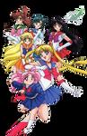 Sailor Moon S2 Render