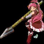 Puella Magi Madoka Magica -  Sakura 2 Render
