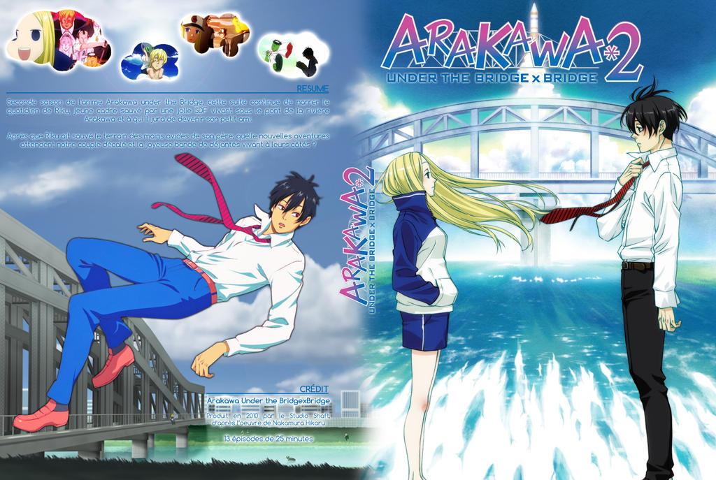 Arakawa Under The Bridge Arakawa Under The Bridge x