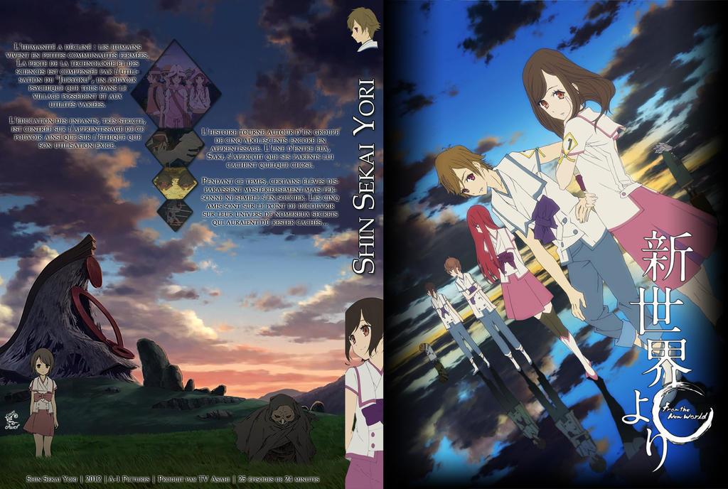 Shinsekai yori (25/25) HD/720p Sub Español