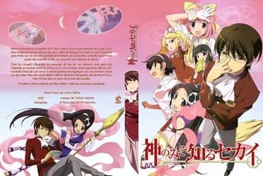 Kami Nomi Zo Shiru Sekai S1 Cover