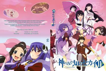 Kami Nomi Zo Shiru Sekai S2 Cover by anouet