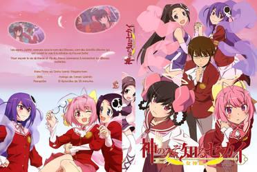 Kami Nomi Zo Shiru Sekai S3 Cover