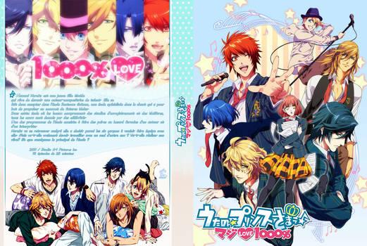 Uta no Prince-sama Maji Love 1000% Cover