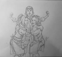 Narutos girls