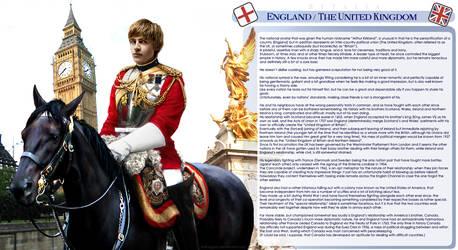 Hetalia: England, or UK? Wut.