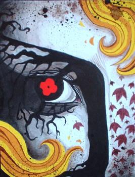 Plath's eye