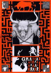 Poster - Minotaur