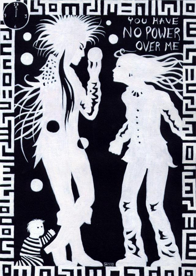 Labyrinth by greyflea