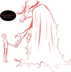 sketch #3 by Fire-Dragon-Slayer1