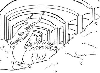 sketch #5 by Fire-Dragon-Slayer1