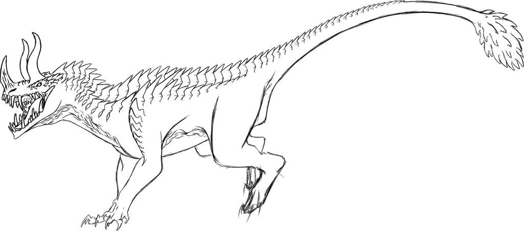 Sketch #10 by Fire-Dragon-Slayer1