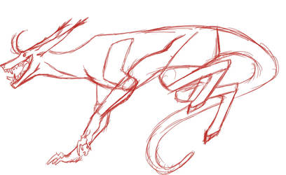 Sketch #11 by Fire-Dragon-Slayer1