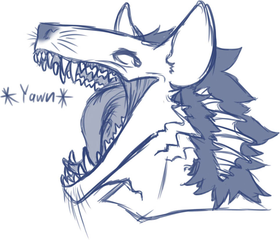 Sketch #12 by Fire-Dragon-Slayer1