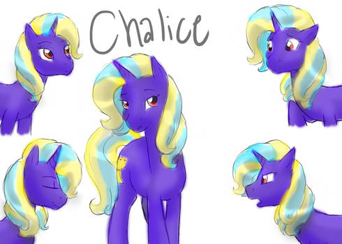OC Request: Chalice