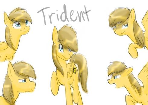 OC Request: Trident
