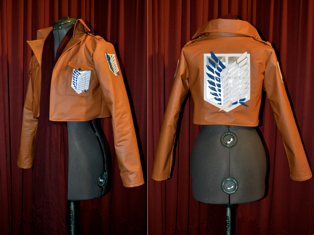 Scouting Legion Jacket by Ferny-Cosplay