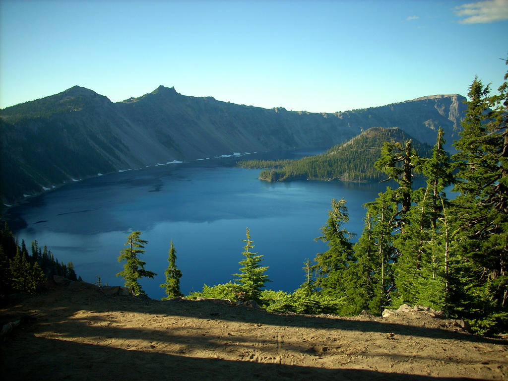 Essay for crater lake