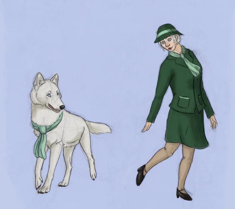 Lyna ref-concept-armadillo by soyrwoo