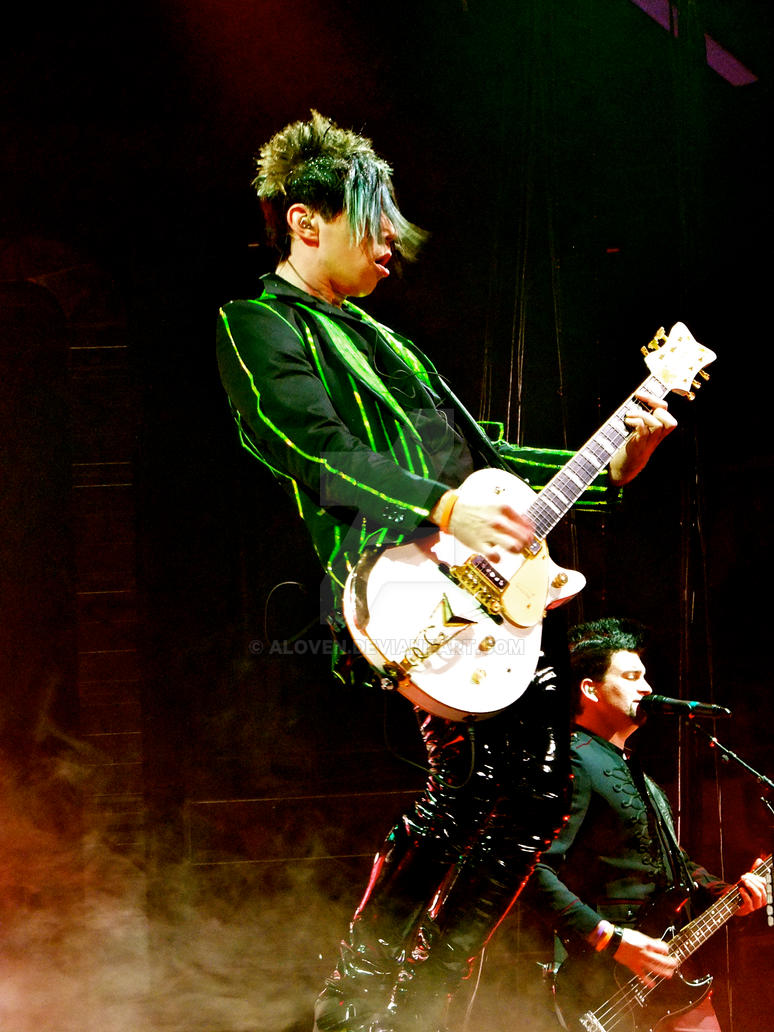 Face The Music - Josh Ramsay LimeGreen EDIT by AloveN