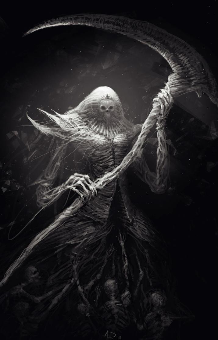 Dark souls 2 nashandra wallpaper