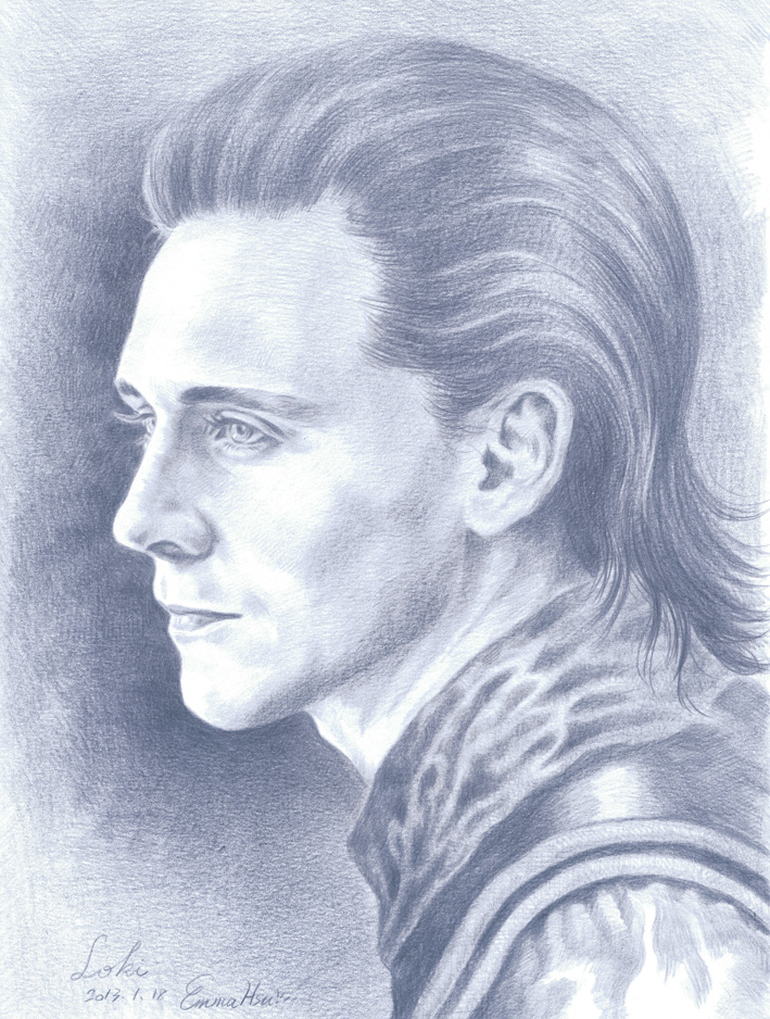 Prince Loki by beckpage