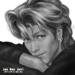 Jon Bon Jovi by beckpage