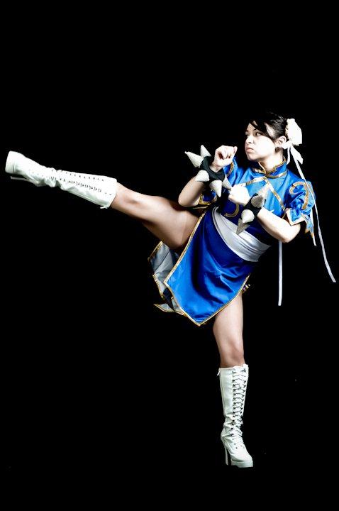 High Kick by miss-gidget
