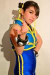 Chun Li - Street Fighter Alpha