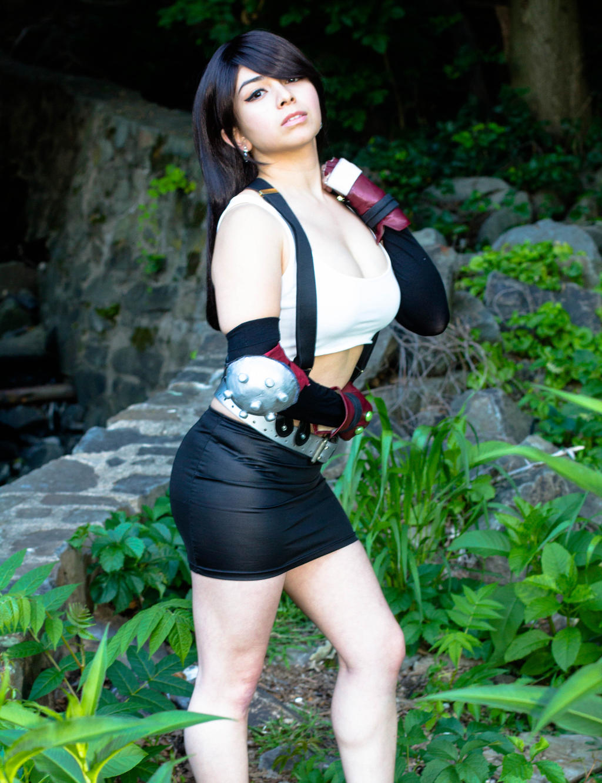 Tifa Lockhart - Final Fantasy VII by miss-gidget