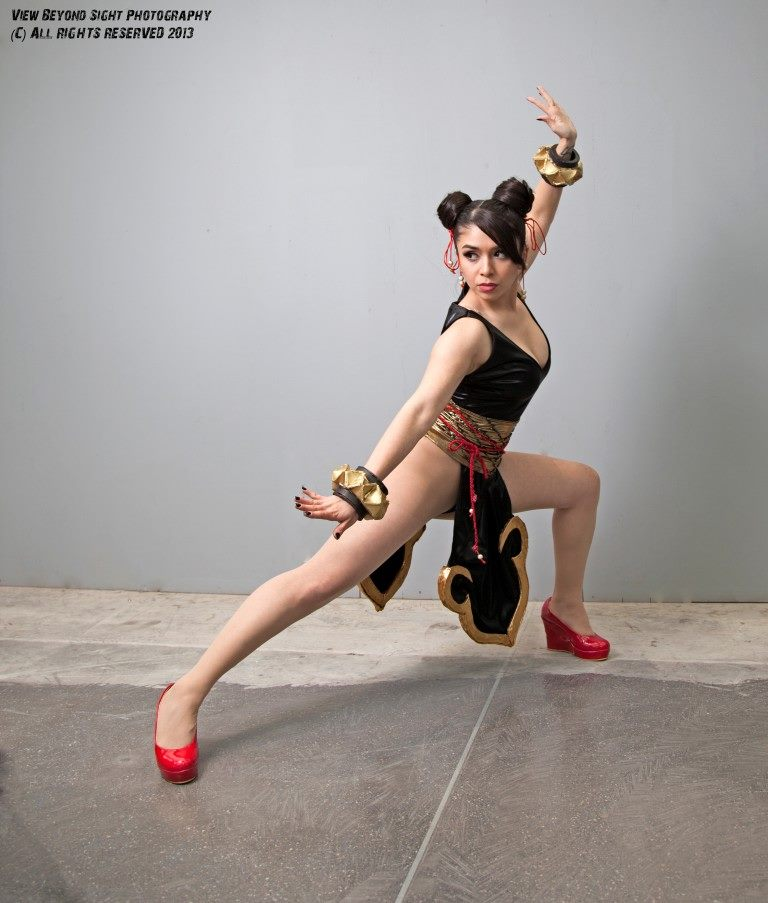 Chun Li - Badass Edition by miss-gidget