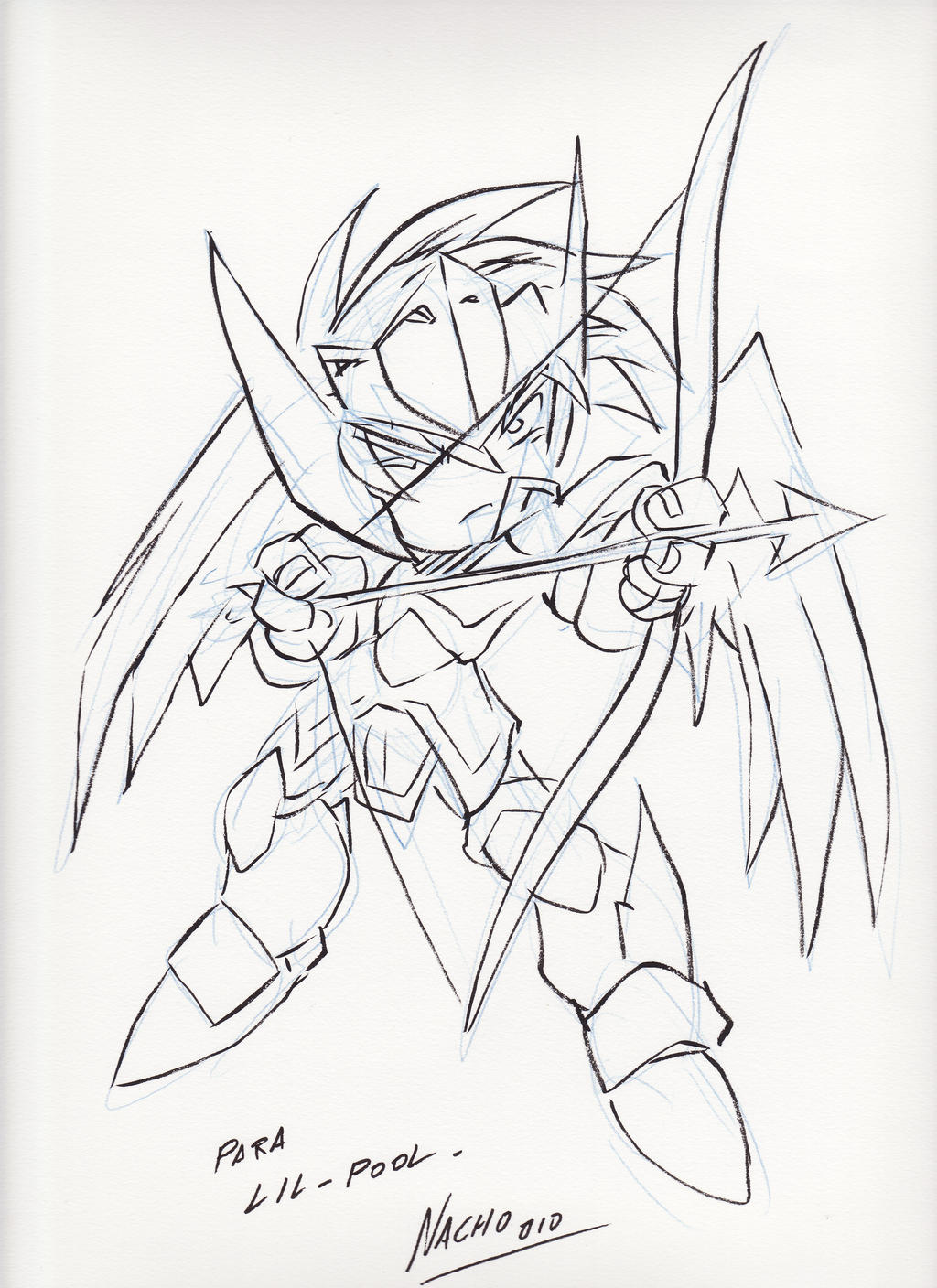 sagittarius coloring pages - photo #31